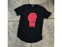 Dsquared black/red t shirt