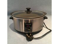 Morphy Richards Accents 48701 Sear and Stew Slow Cooker