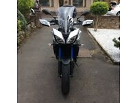 Yamaha tracer MT 09 ( Registered July 2016)