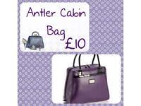 Job lot of handbags ~ Fiorelli, Harrods, Antler & more (will sell individually)