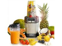 Ninja Nutri Pro Complete Personal Blender 900W - BL470UK - Barely Used - Excellent Condition