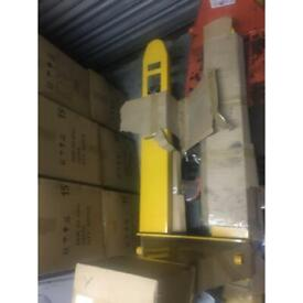 Pallet truck with Weigh Scales