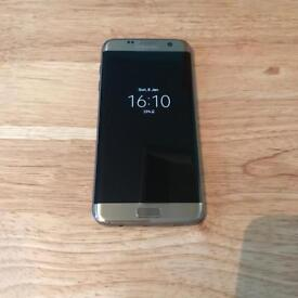 Samsung Galaxy S7 Edge 32gb Platinum Gold Unlocked...!!!