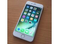 BRAND NEW AND UNLOCKED IPHONE6 IN WHITE 16GB
