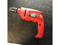 Black & Decker 550W Drill