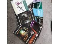 School revision books
