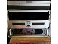 Prosound 1600 Professional Power Amp (PA)