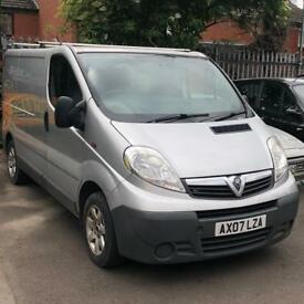 2007 Vauxhall Vivaro 2.0 CdTi - Open To Offers