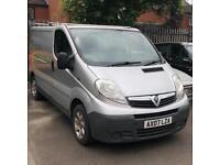 2007 Vauxhall Vivaro 2.0 CdTi - Open To Offers