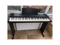 Roland digital piano, model ep75.