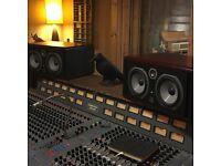 Wanted - Studio Equipment - Focal - Thunderbolt Interfaces - Apogee - Adam