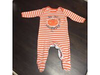 My First Halloween Suit. Baby Halloween Fancy Dress Costume size 6-9 months