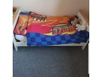 Cot bed with mattress collection Hoburne Estate. Amaximg quality