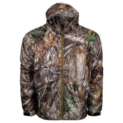 (King's Camo Realtree Edge Climatex Rain Jacket)