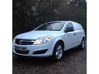 VAUXHALL ASTRA VAN 1.3CDTi 16v 2007 LOW MILES VERY ECONOMICAL