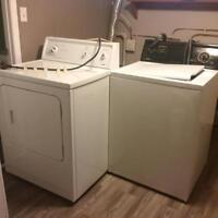 Kenmore top load washer and dryer $100