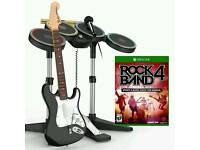 Realli after rockband kit, drums n game, xbox one.or.ps4