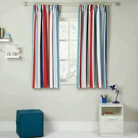 John Lewis Little Home kids blackout curtains-excellent condition