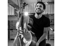 Cello lessons - SW London