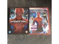 Amazing spider man 1&2