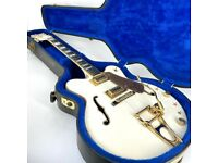 1980 Gretsch White Falcon 7595 Stereo - Vintage USA - White - Trades