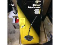 Multi-Tool Leaf Blower Attachment