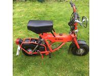 Di Blasi Folding Moped 1996