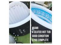Miami Hot Tub