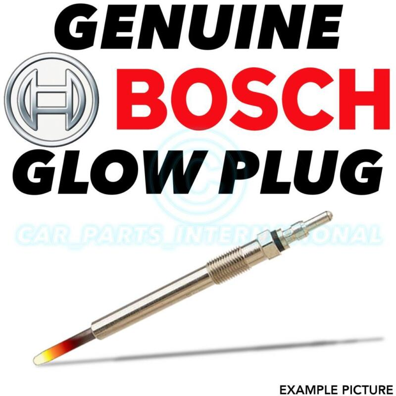 1x BOSCH DURATERM GLOWPLUG - Glow Diesel Heater Plug - F 01G 004 02Z - GLP4