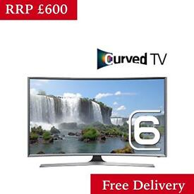Samsung curved Tv 4K RESOLUTION UHD HDR model RRP£600