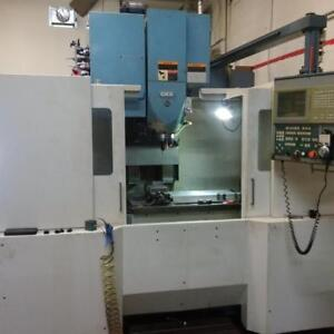 OKK VM-5 CNC Vertical Machining Center