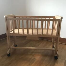 john lewis bedside cot amby natures nest baby hammock   in bicester oxfordshire   gumtree  rh   gumtree