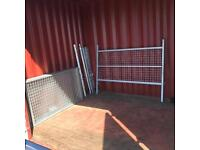 Ifor Williams mesh sides