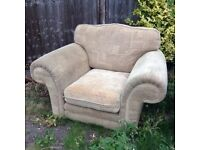 Arm chairs x2