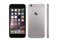 Apple iPhone 6s silvery grey 64 Gig
