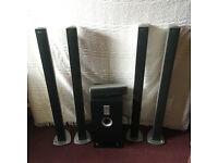 Limit HC-40RVS 5.1 Surround Audio System