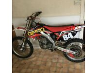 Crf 250 4 stroke 06 1550 Ono or swap for smaller KX CRF KTM PY GSX SUPER BIKE ROAD LEGAL BIKES !!!