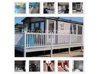 Caravans for hire Marton mere blackpool our last dates for the season