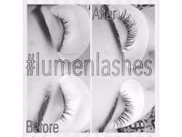 Eyelash Extensions Bedfordshire. Lumen Lashes, Classic and Volume available.