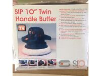 "10"" Twin Handle Buffer for Sale"