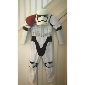 STAR WARS STORMTROOPER KIDS FANCY DRESS