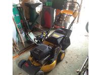 Raser Lawnmower - Briggs & Stratton Quantum XTE 60 Engine