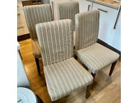 4x Dining/Kitchen Chairs