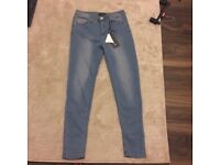 Pretty little thing jeans size 8