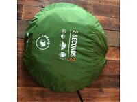 3 Man Pop Up Tent - from Decathlon