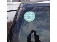 Vauxhall zafira 2009
