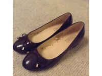 Ladies ballet style shoes size 7