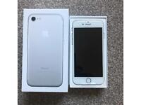 Brand new iphone 7 32gb silver unlocked