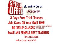 Leran Quran Home and Online Quran classes with Tajweed Female Quran Teachers