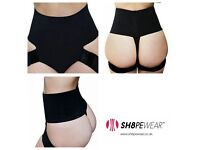 Tummy Control Thong & Adjustable Butt Lifter Stomach Control Shapewear Shaper Booty Enhancer